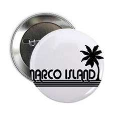 "Marco Island, Florida 2.25"" Button (100 pack)"