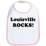 Louisville Rocks! Bib