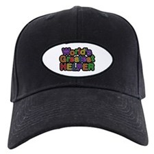 World's Greatest Helper Baseball Hat