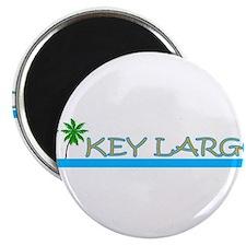 "Visit Scenic Key Largo, Flori 2.25"" Magnet (100 pa"