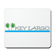 Visit Scenic Key Largo, Flori Mousepad