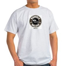 Whoodle dog Ash Grey T-Shirt