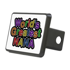 World's Greatest Nana Hitch Cover