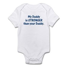 MY DADDY IS STRONGER Onesie