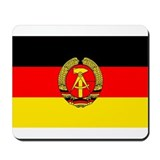 East Germany Mousepad