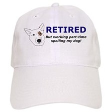 retired_spoilingdog_hat Baseball Cap