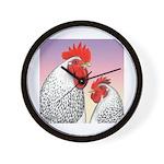 Delaware Fowl Wall Clock