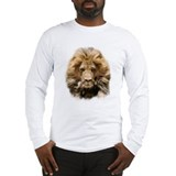 Lion Head Long Sleeve T-Shirt