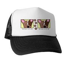 generic_cattledogred_bev Trucker Hat