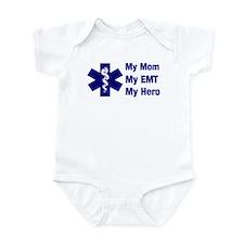 My Mom My EMT Infant Bodysuit