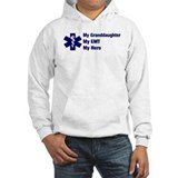 My Granddaughter My EMT Jumper Hoody