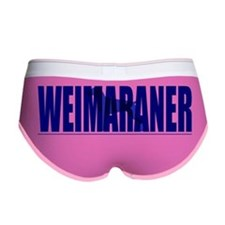 hidden_weimaraner_black Women's Boy Brief