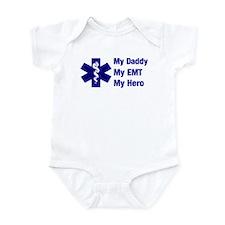 My Daddy My EMT Infant Bodysuit