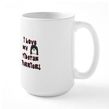 generic_lovetibetanterrier_mug Mug