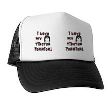 generic_lovetibetanterrier_mug Trucker Hat
