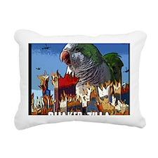quakerzilla_mousepad Rectangular Canvas Pillow