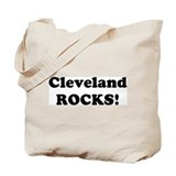 Cleveland Rocks! Tote Bag
