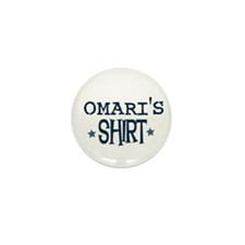 Omari Mini Button (10 pack)