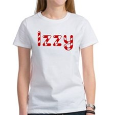 Izzy - Candy Cane Tee