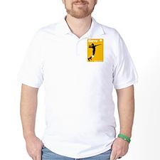 Cute Female player T-Shirt