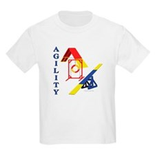 Agility Collage Kids T-Shirt