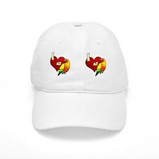 iheartmy_sunconure_mug Baseball Cap