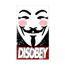 """Disobey the Giant"" Decal"