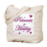 Cute Hailey Tote Bag
