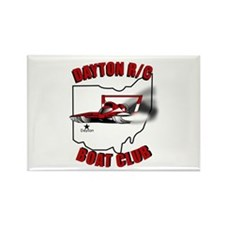 Cute Dayton Rectangle Magnet