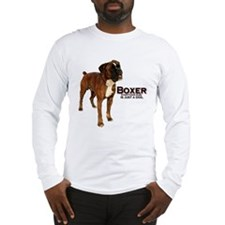 everything boxer.PNG Long Sleeve T-Shirt