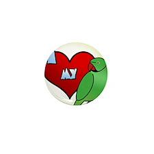 iheartmy_IRN_ornament Mini Button