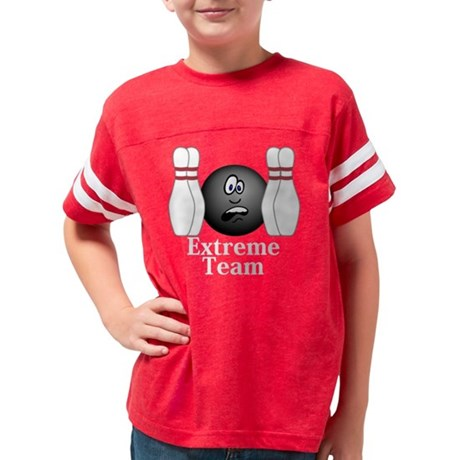 I Love Heart Fantasy Football Kids Light T-Shirt