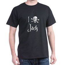 Mrs. Sparrow I Love Jack T-Shirt
