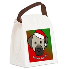 anime_anatolian_ornament Canvas Lunch Bag