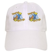 teetertotter_mug Baseball Cap