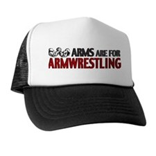 Arms are for Armwrestling Cap