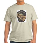 Minneapolis PD E.R.U. Ash Grey T-Shirt