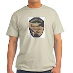 Minneapolis PD E.R.U. Ash Grey T-Shirt