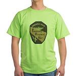 Minneapolis PD E.R.U. Green T-Shirt