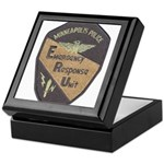 Minneapolis PD E.R.U. Keepsake Box