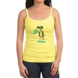 MtlMrl Trouble Pup Ladies Top