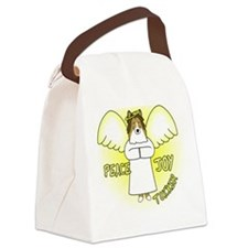 winnie_tucker_ornamnet Canvas Lunch Bag