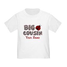 Big Cousin Ladybug T-Shirt