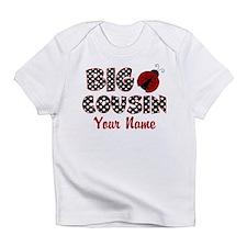 Big Cousin Ladybug Infant T-Shirt