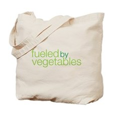 fueled by vegetables Tote Bag