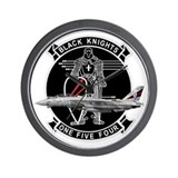VF-154 Black Knights Wall Clock