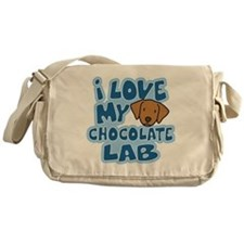 chocolatelab_animelove Messenger Bag