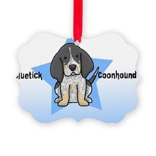 staranime_bluetick_oval Ornament