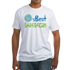 Earths Best Statistician Shirt