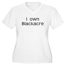 Blackacre Plus Size T-Shirt